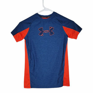 Under Armour Big Boys Semi Fitted Shirt